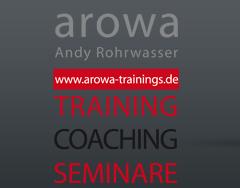 Arowa Training